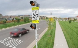 School Zone Cameras to Catch Speeders