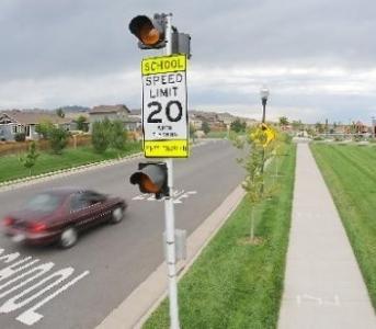 School Zone Cameras to Catch Speeders