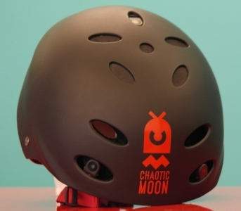 Bike Helmet Has 360 Degree Video to Record Accidents