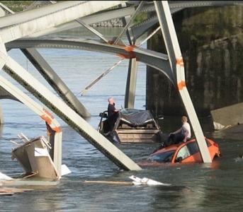 I-5 Bridge Collapse Comes With Important Insurance Lesson
