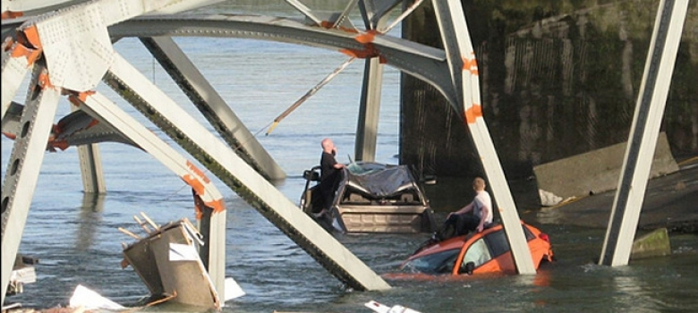 I-5 Bridge Collapse Comes With Important Insurance Lesson