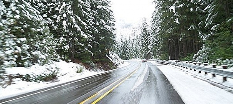 Black Ice: Winter Driving's Invisible Threat