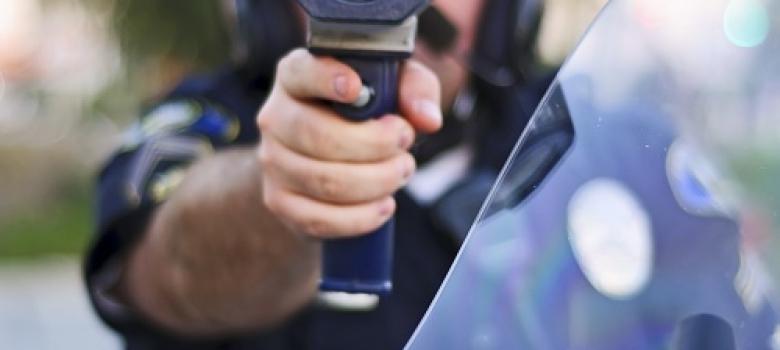New Radar Gun Reveals Texting Drivers