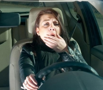 One in 25 Drivers Fall Asleep at the Wheel