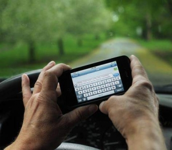 Maximum First-Offense Penalties for Texting and Driving