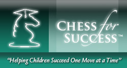 Chess for Sucess Logo