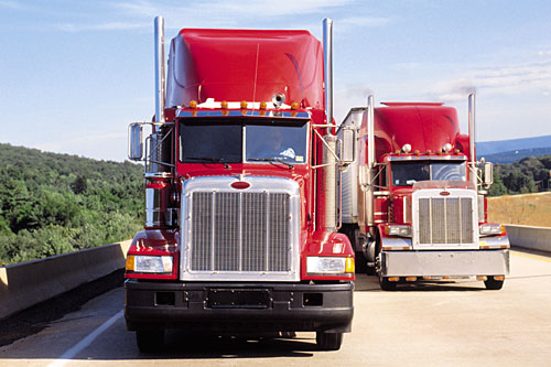 commercial truck law