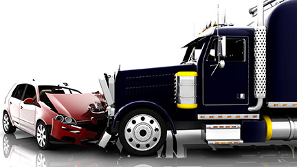 commercial truck accident